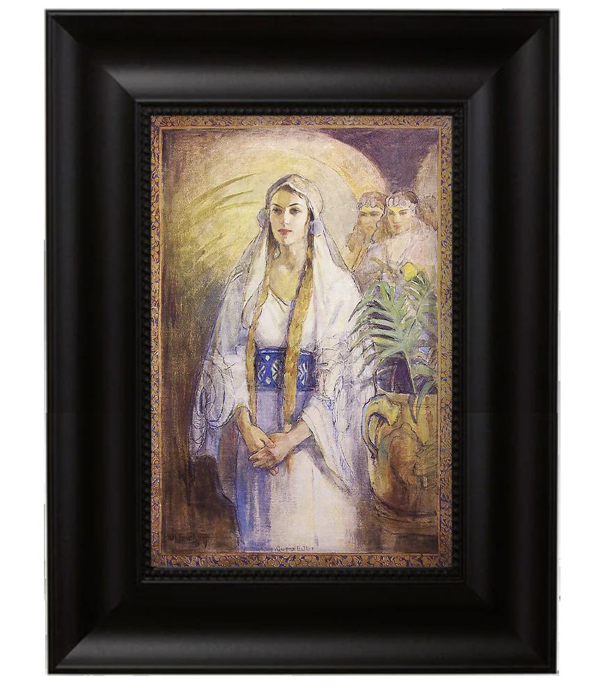 Queen Esther - Framed LDS Canvas - Art from Minerva Teichert
