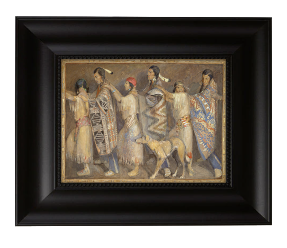 courting dance Black cove Frame.png