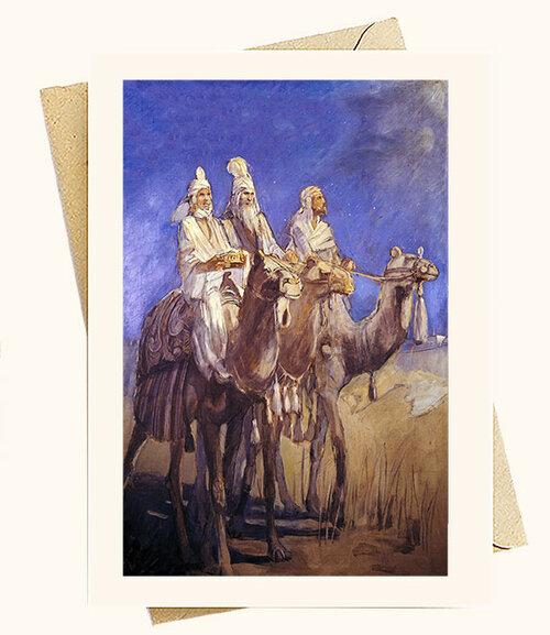 Minerva Teichert's Three Wise Men - Note cards