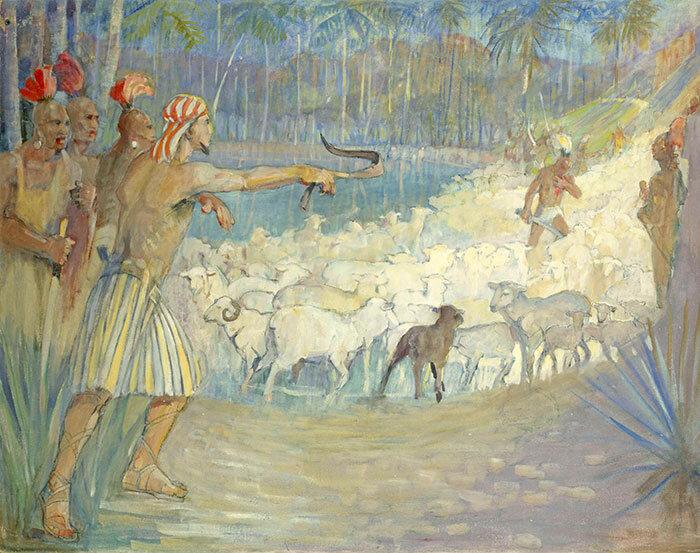 nauvoo-mercantile-minerva-teichert-ammon-saves-kings-flocks-art.jpg